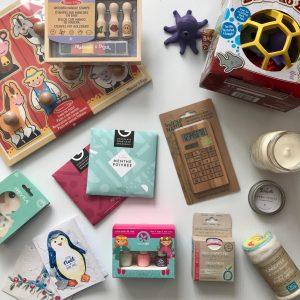 Cadeaux de Noël écologiques et responsables
