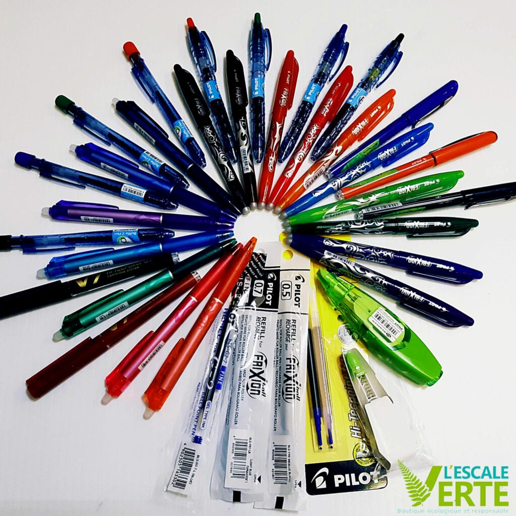 stylo marqueur rechargeable pen marker