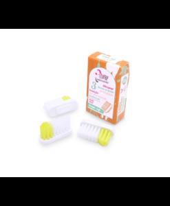 3 têtes pour brosse a dents rechargeable