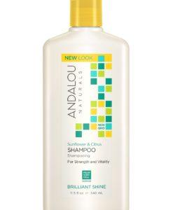 Shampoing Brillance Andalou