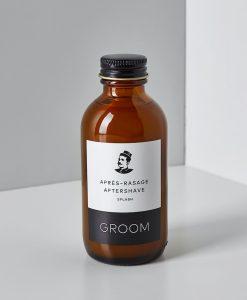 Splash après-rasage - Groom