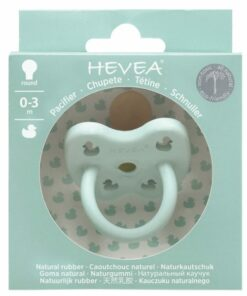 hevea tétine orthodontique chupete natural pacifier