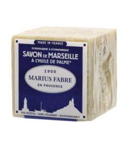 Cube de savon de marseille sans parfum