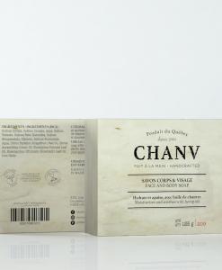 Savon corps et visage - Chanv