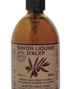 Savon d'Alep Liquide 500ml