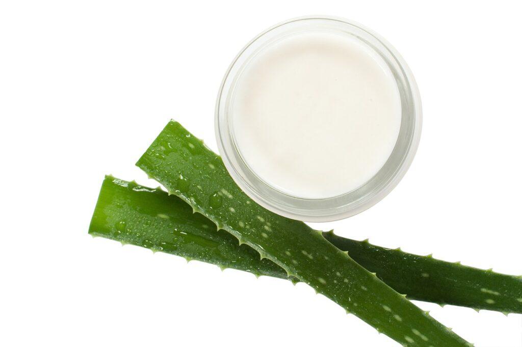Crème Aloe vera