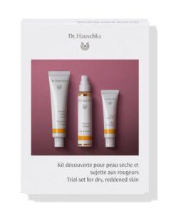 Kit découverte peau sèche Dr Hauschka