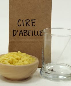 kit diy cire d'abeille