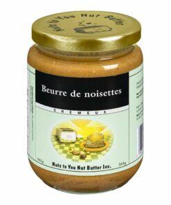 beurre de noisettes nuts to you