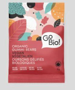 Oursons biologiques végétaliens - Go Bio!