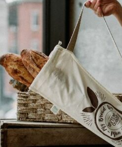 Sac à pain en chanvre Öko Créations
