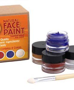 Maquillage naturel pour enfants