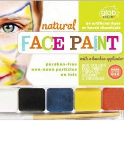 Maquillage naturel pour le visage