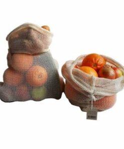Sac à fruits et légumes filet