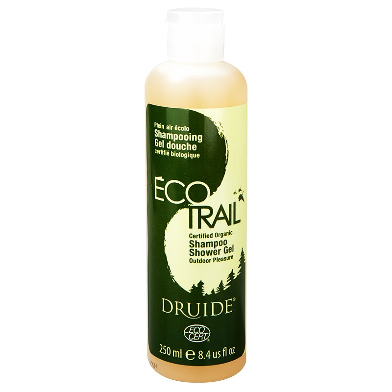shampoing gel douche ecotrail. Black Bedroom Furniture Sets. Home Design Ideas