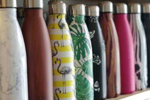 bouteille isotherme réutilisable reusable bottle
